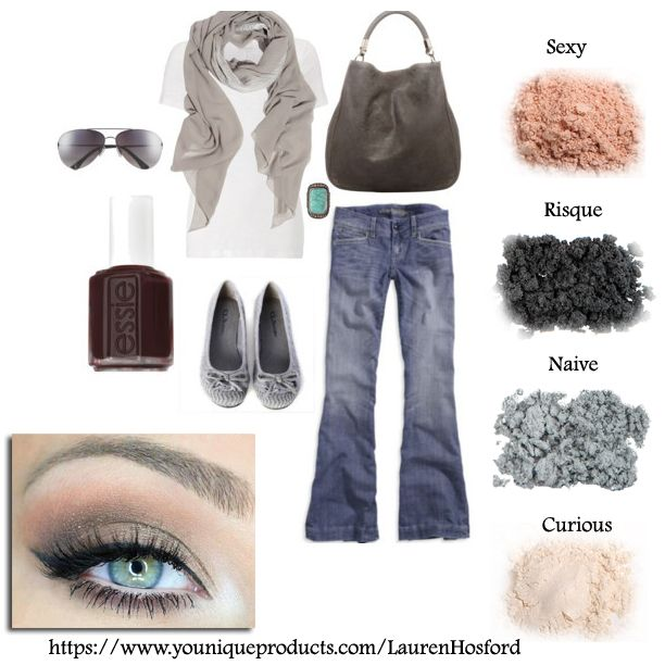 I'm so ready for SUMMER clothes and makeup! Find your perfect Younique Mineral Pigment combo for every outfit shopping at my personal Younique site: https://www.youniqueproducts.com/LaurenHosford