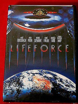 Lifeforce DVD NEW OOP Steve Railsback Peter Firth Mathilda May nude! Tobe Hooper