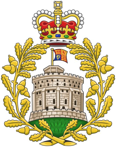 badge of the House of Windsor