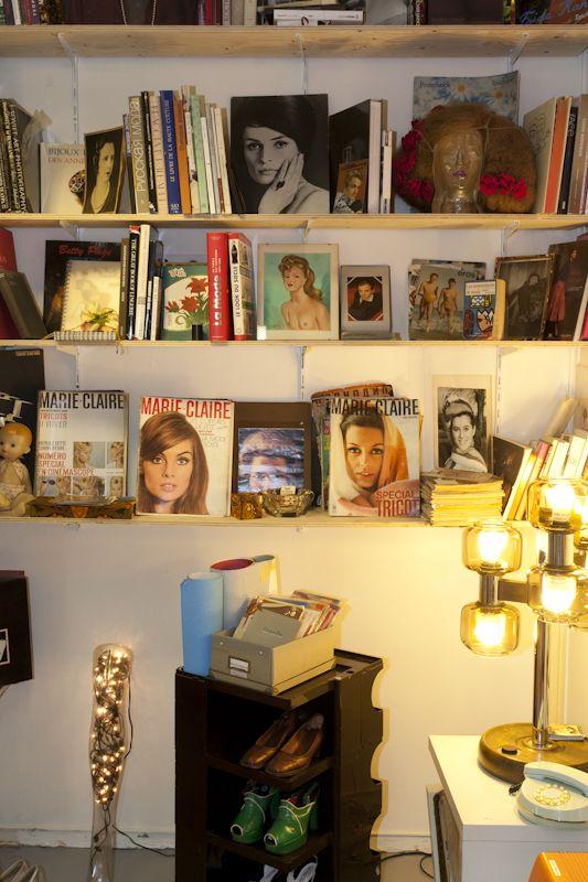 1960 - 1080, les magazines, livres et cartes-postales, collection privée © Solo-Mâtine