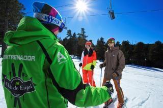 Aramón Javalambre y Aramón Valdelinares prepararán a nuevos profesores de esquí Entrenador de esquí del grupo Aramón