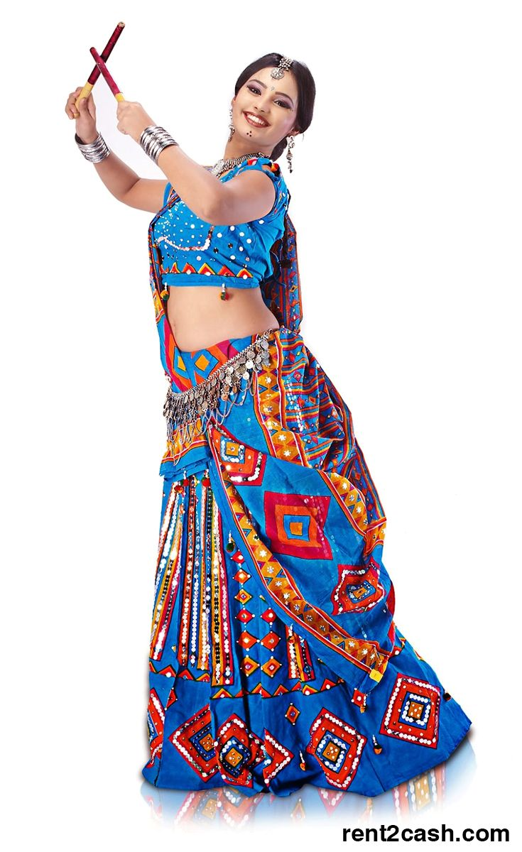 Navratri is started & the shops are all set to sell the best outfits as per your desire. Instead you buy one by paying huge money for it, rent it from Rent2cash & save your money.