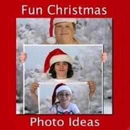 Funny Christmas Photo Ideas
