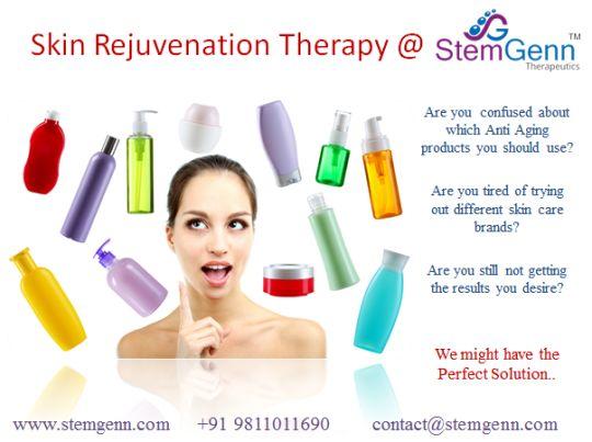 Skin Rejuvenation with Stem Cells