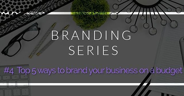 On the blog today... #top5waystobrandyourbusinessonabudget ...it can be overwhelming when considering how to brand your business especially if you're on a budget..link on bio #bendigosmallbusiness #brandingbendigo #brandingtips #businessbranding #purencool #logodesigner #brandingidentity #supportyourlocal #drupal7 #drupal8 #freelance #brandingbudget #top5waystobrand #bendigowebdesign #bendigobusinesscards #businesscards #smallbusinessbranding #brandingonabudget #brandyourself…