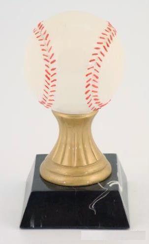 Baseball Trophy on Pedistal Base JDS101