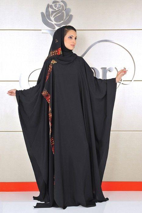 Hijab Fashion 2016/2017: #abaya Hijab Fashion 2016/2017: Sélection de looks tendances spécial voilées Look Descreption #abaya