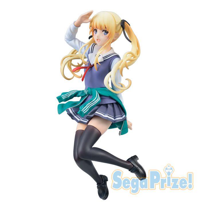 Saenai Heroine no Sodatekata ♭ - Sawamura Spencer Eriri - PM Figure - Sega (Dez 2017)  - SD-Figuren / Nendoroids - Japanshrine