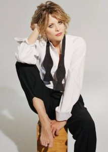 Fifty can be quite fabulous - Meg Ryan is a great example!