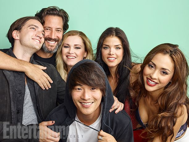 Casts of 'Game of Thrones,' 'Bates Motel,' and more stopped by EW's Hard Rock Hotel San Diego photo studio