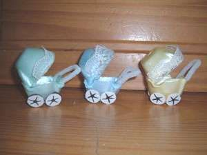 baby carriage craft made from egg cartons