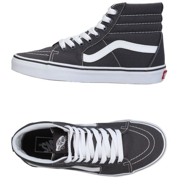 953ccbdcbb9 Vans High-tops   Sneakers ( 79) ❤ liked on Polyvore featuring shoes ...