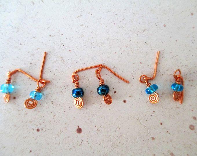 Silkstone, Barbie, Bibi-bo, Sindy, Monster High and other fashion dolls handmade earrings.