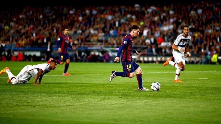 Messi Magic: A look back at the five best goals from Lionel Messi's 600