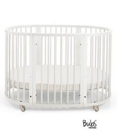 Buy Stokke Sleepi Cot Bed (0-3 Years) Natural $1300