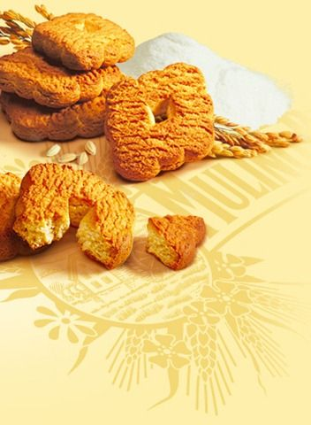 Italian cookies   Mulino Bianco Campagnole    I knew a girl, who got crazy for these cookies!  @Nicole LeTellier