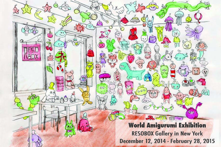 World Amigurumi Exhibition | RESOBOX