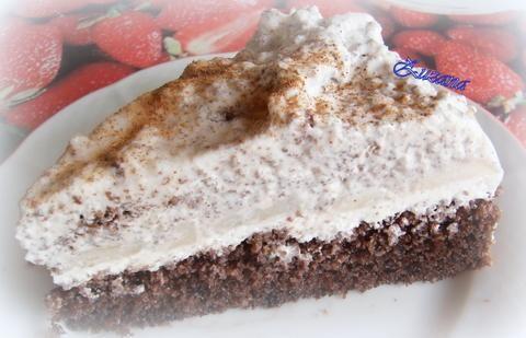 Hrušková torta - recept