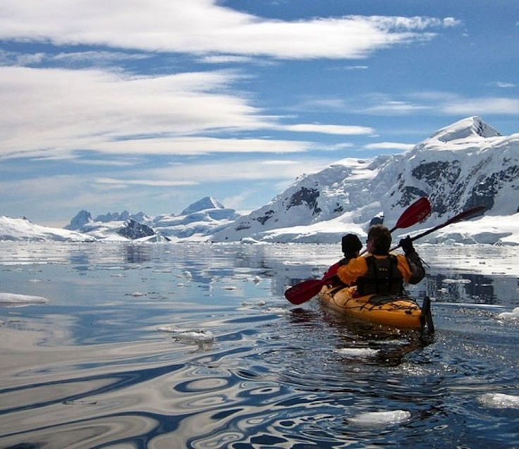 10 Best Places to Kayak in the World