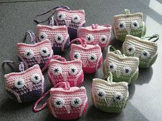 Small Things of Crochet: Amo el crochet!!
