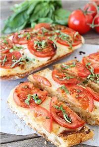 Λαχταριστή λαγάνα- πίτσα!