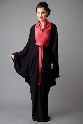 Designer Embroidered Abaya Collection 2013-2014 | New Abaya Collection