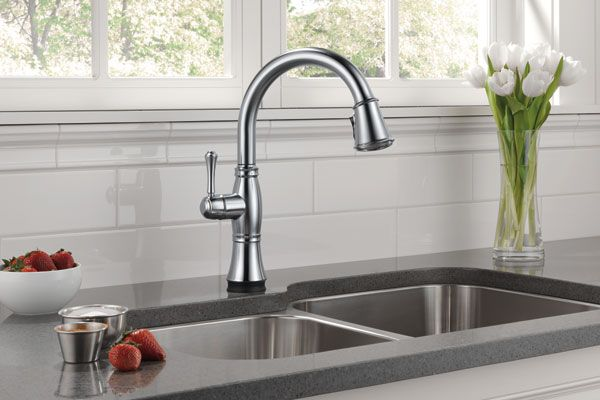 9 kitchen trends that can 39 t go wrong 2016 trends cas for Kitchen faucet trends