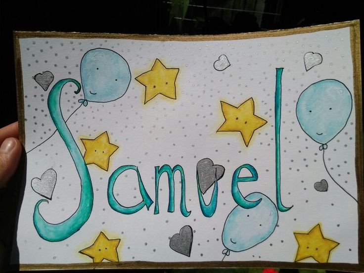 Samuel baby boy
