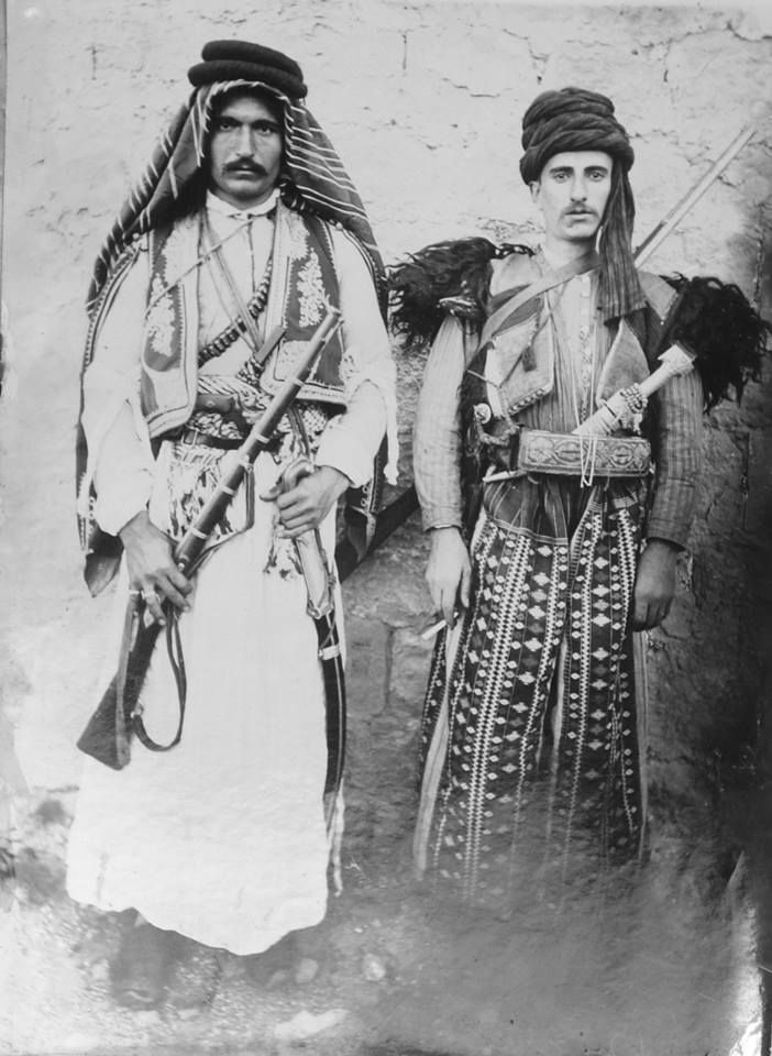 Kurds in the twilight of the Ottoman Empire
