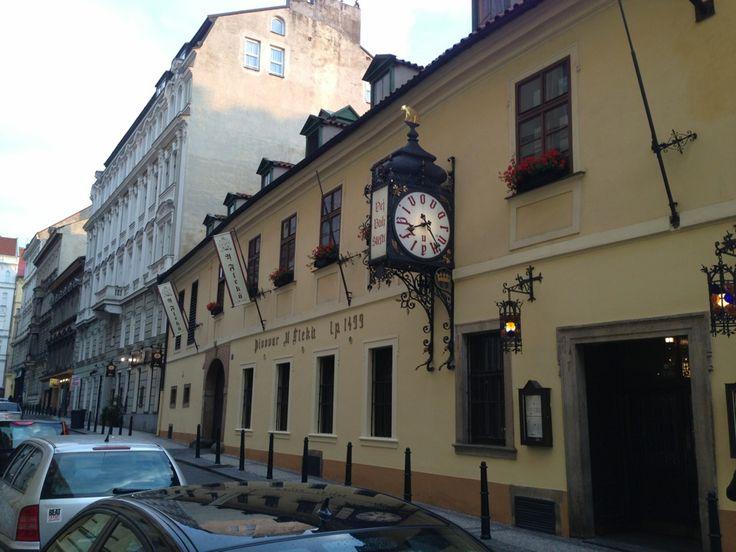 Pivovar a restaurace U Fleků in Praha, Hlavní město Praha