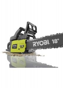 Win a Ryobi Chainsaw Ends 6/8