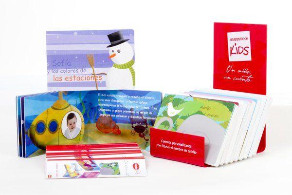 Snappybook Kids: ¡Cuentos personalizados para niños!  Crea un cuento único con las fotos y el nombre de tus hij@s de manera rápida, sencilla y de forma online http://www.snappybook.com/snappybook-kids.php