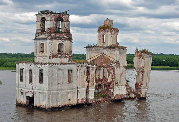 chiese abbandonate Chiesa della Natività Russia - Cerca con Google