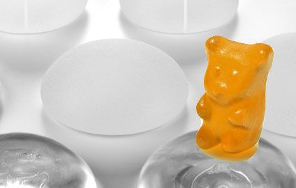 Something New: 'Gummy Bear' Implants and ADM Placement Surgery  #GummyBearImplants #ADMplacement