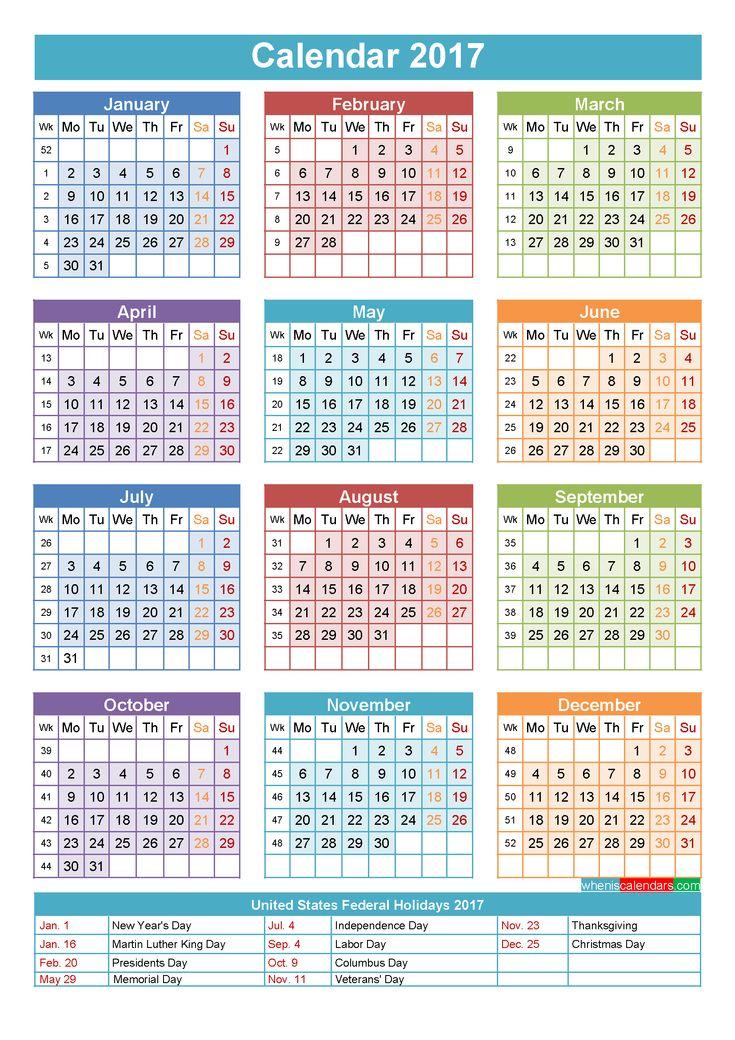calendario 2017 junio y julio 2017 calendar printable