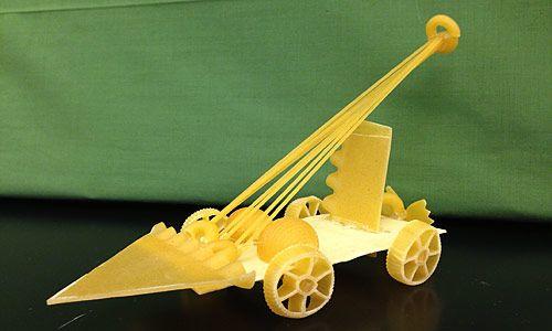 DESIGN SQUAD NATION . Top Builder: Pasta Car | PBS KIDS GO!