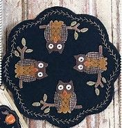 Image result for Owl Penny Rug Patterns Free