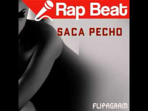 PISTA DE RAP Saca pecho, RAPBEAT - YouTube