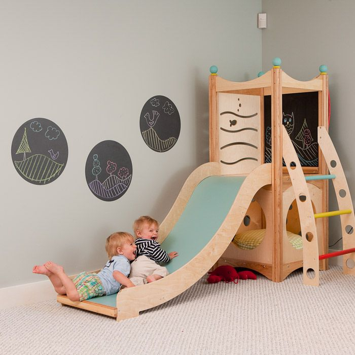 Rhapsody 1 playset by CedarWorks. All the basics in a small footprint that will nestle into a corner.
