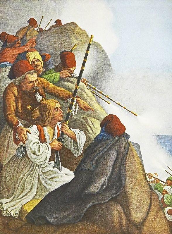 Ο Πλαπούτας αμύνεται κατά του εχθρού