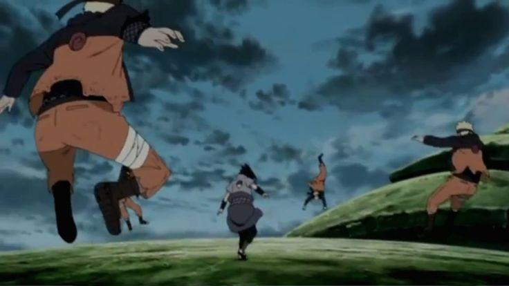 Saved By The Bell/Stop Me - Naruto Vs. Sasuke