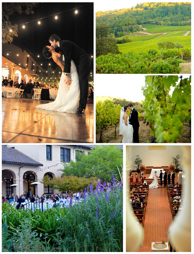 beach wedding places in california%0A I Do Venues publishes Napa u    s Mont La Salle Chapel Wedding at The Christian  Brothers Retreat by enLuce Photography