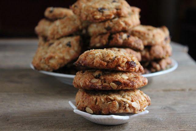 Pinkopanino: Anzac biscuits