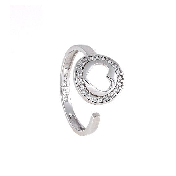 Ring Heart is beautifully designed with by ParthenonGreekJewelr