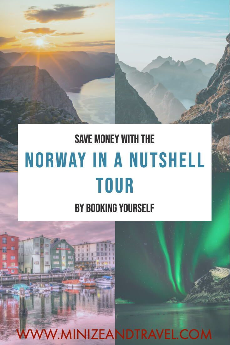 Norway In A Nutshell Can Be Cheaper By Booking It On Your Own Norwayinanutshellonabudget Norwayinannut Norway In A Nutshell Norway Travel Scandinavia Travel
