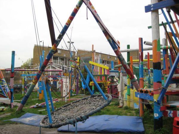 Glamis Adventure Playground London UK