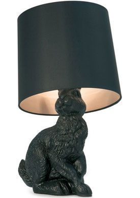 i finally found the rabbit lamp i've been looking for! no, seriously- i've been searching for this.  wish it was about half this price, $501- ouch