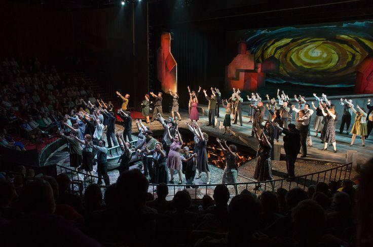 Peter Grimes - Des Moines Metro Opera