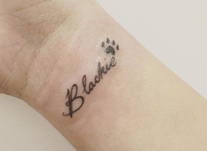 Pin By Marcy Mayer On Best Tattoo Designs Name Tattoo Designs Small Dog Tattoos Luna Tattoo