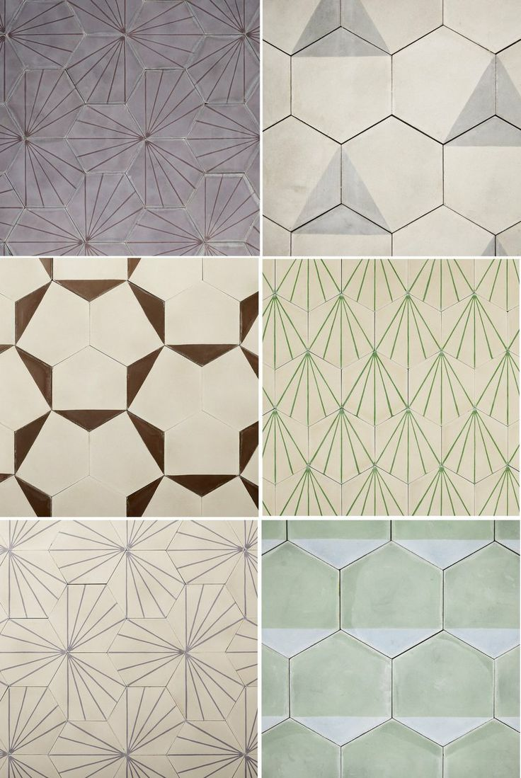 Tiles by Claesson Koivisto Rune via Scandinavian Deko